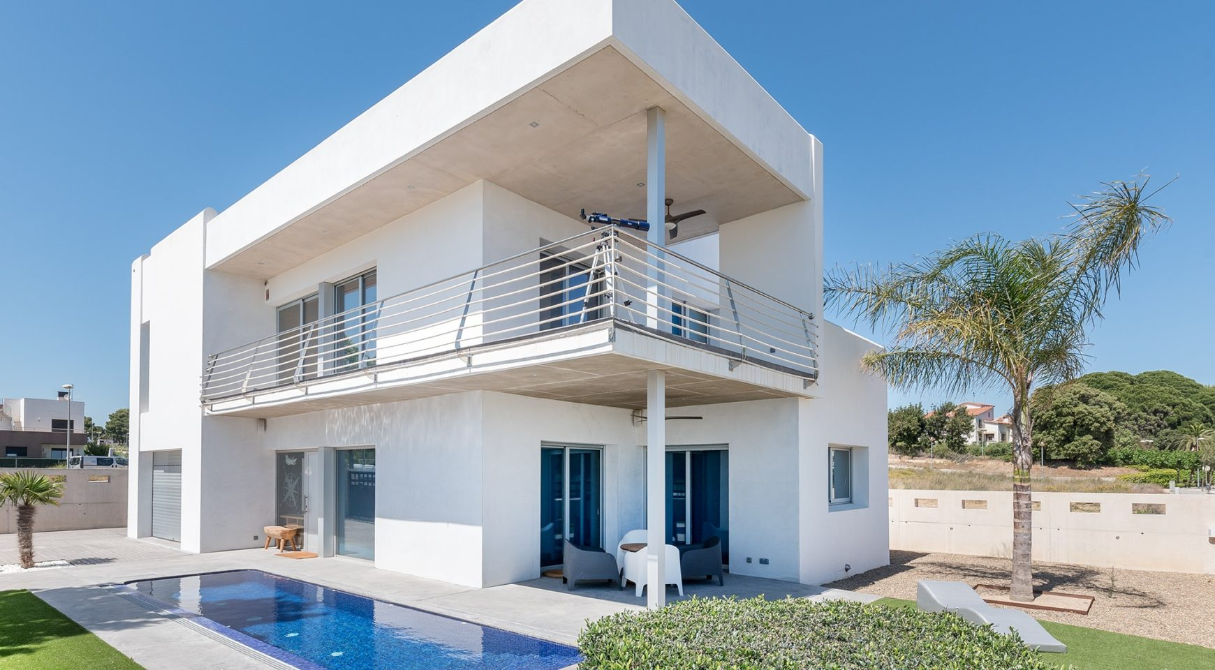 Villa Beach Luxury Villas For Rent And Sale In Spain